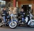 Harleyem z Best Western do Rzymu