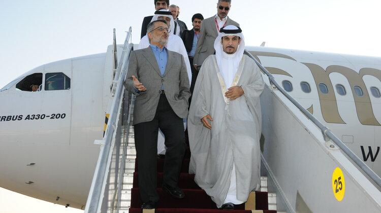 Emirates uruchomiły połączenie do Meszhedu