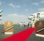 Wspomnienia z pierwszego lotu linii Emirates
