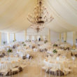 Duże przyjęcie weselne z klasą – pięć najnowszych trendów