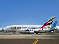 Linie Emirates i flydubai pod wspólnym programem lojalnościowym Emirates Skywards
