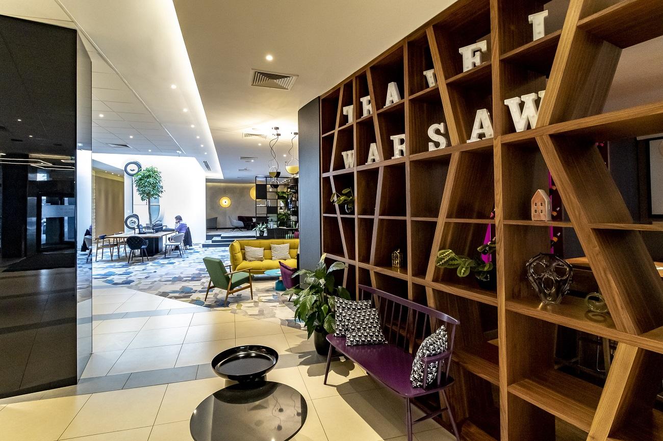 Mercure Warszawa Grand Hotel z warszawską duszą pokazuje nowe oblicze