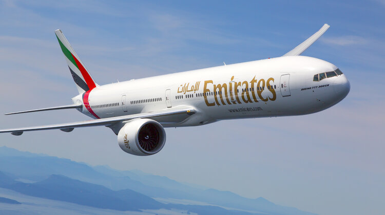 Dzięki współpracy z FlySafair, Emirates oferują jeszcze więcej opcji podróży w RPA