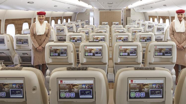 Linie Emirates prezentują klasę ekonomiczną premium i ulepszenia we wszystkich kabinach Airbusa A380