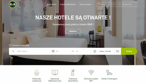 www.hotelbb.com – ruszyła nowa strona internetowa B&B Hotels Turystyka, BIZNES - Marka hotelowa B&B Hotels kontynuuje rozwój na arenie międzynarodowej – nie tylko otwierając kolejne obiekty w Europie, lecz także oddając do dyspozycji swoich gości nową, globalną platformę rezerwacyjną.