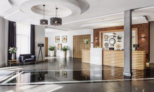 Hotel Brant Warszawa Mercure Wiązowna przyjmuje pierwszych gości