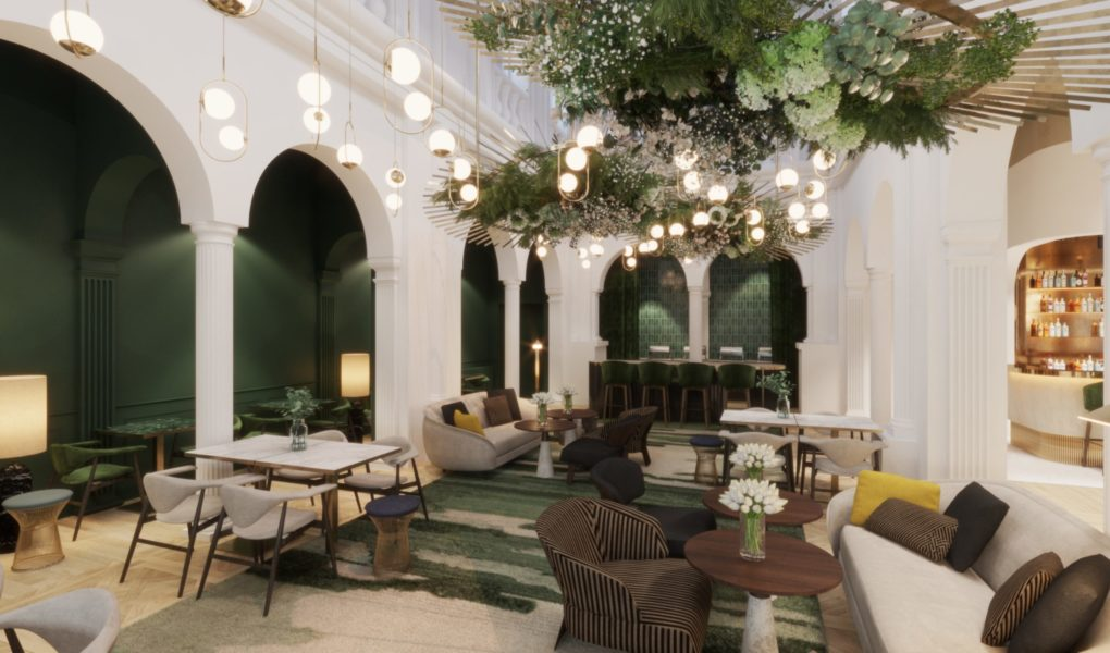 Kultowy hotel Rezydent w Sopocie szykuje się na przyjęcie pierwszych gości