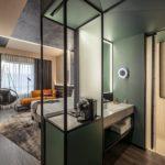Novotel, hotelowa marka Accor wprowadza jednolity miks niestandardowych stylów wystroju wnętrz aby zaprezentować nową wizję współczesnego stylu XXI wieku